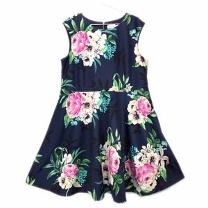 Dresses & Skirts - Eliza J fit and flare floral 🌺🌸 dress. Size 18W